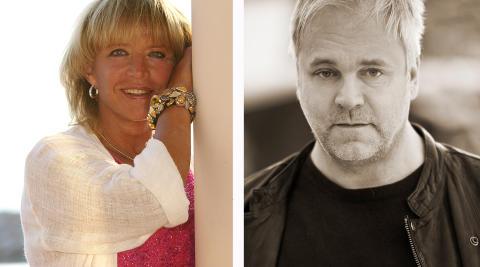 Lill-Babs och Jörgen Elofsson får SKAP:s hederspris 2015
