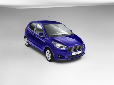 Nye Ford KA+
