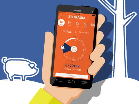 """""""Wellonga - Mein Einkaufsnetz"""": APPSfactory setzt mobile Commerce App für Lebensmittel um"""