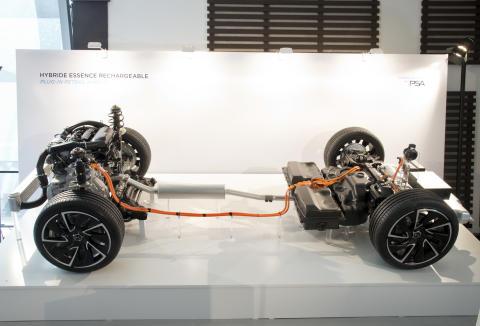 PSA Groupe vil investere i hybrid- og el-drivliner