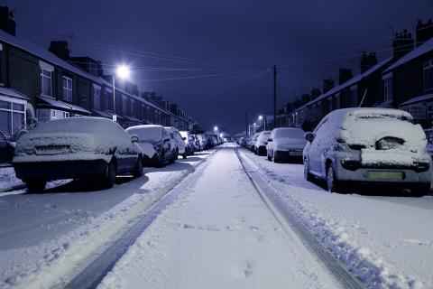 RAC advises drivers to get prepared with arrival of the next cold snap