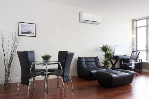 Energy-efficiency starts with ACs
