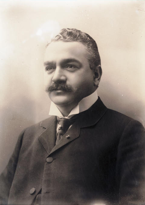 Sam Eyde (1910)