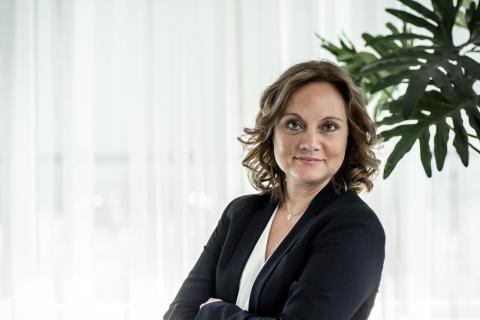 Susanne Holmström blir ny VD på NetOnNet