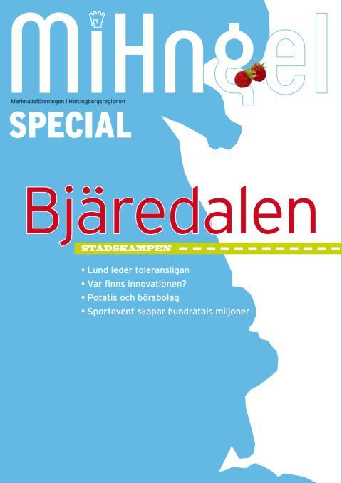 Medlemstidningen Mihngel Special Bjäredalen