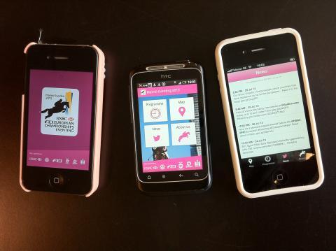 EM i fälttävlan - gratis app