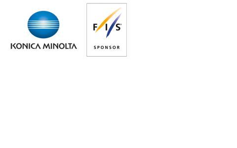 Konica Minolta Business Solutions Europe utvider sitt allerede store sponsorat av Det internasjonale skiforbundet (FIS)