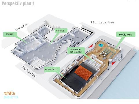 Plan 1 Kulturväven