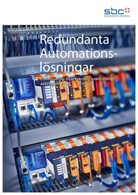 Redundanta Automationslösningar