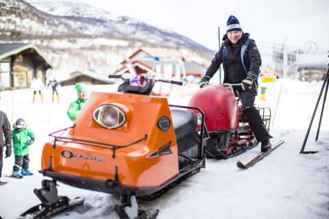 Årets skoterparty – Snowmobile Tänndalen