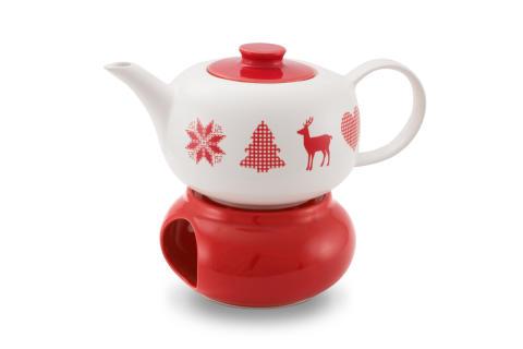 Teekanne_Stövchen_Set