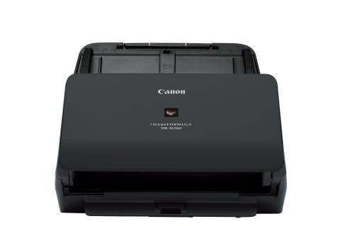Canon imageFORMULA DR-M260 gir partnere større kraft innen skanning