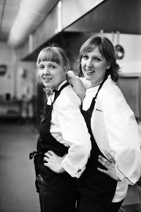 Carina och Ulrika Brydling