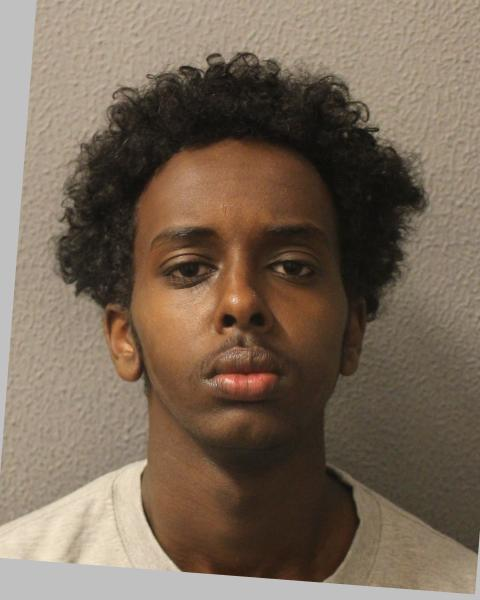 Teenager jailed for Tottenham murder