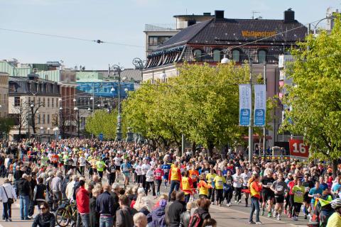 GöteborgsVarvet snart fullt - 46 000 klara