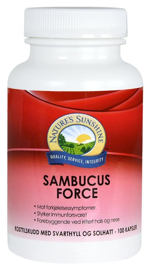 Sambucus Force