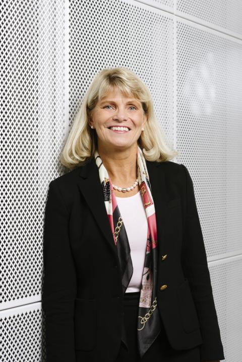 Ann-Chriztine Ericsson, affärsområdeschef Tandvård, Praktikertjänst.