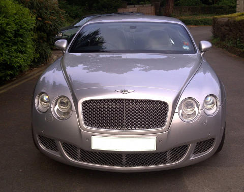 Aquil Ahmed's Bentley (SE 01.18)
