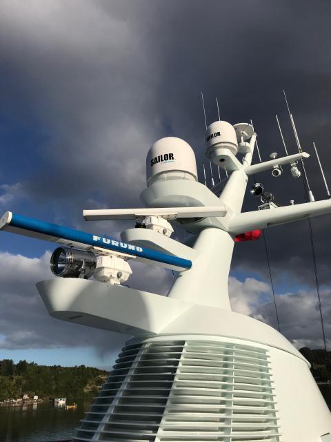 Inmarsat: Inmarsat Launches Superyacht Connectivity Report
