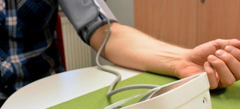 Verenpaineen heilahtelut vaaraksi sydänpotilaille