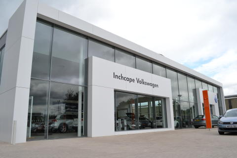 Something's changing at Volkswagen...