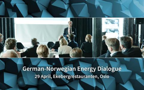 NordLink, havvind og hydrogen preger årets norsk-tyske energidialog