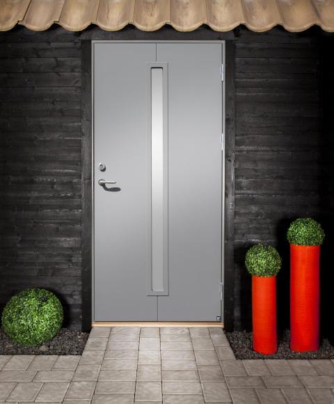 EKSTRANDS dörrar och fönster på Hem & Villa mässor 2011