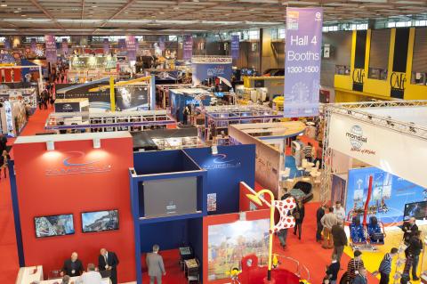 Europas nöjesparker samlas i Göteborg 2015