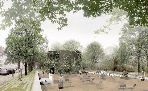 Vinder af arkitektkonkurrence om det nye frihedsmuseum fundet