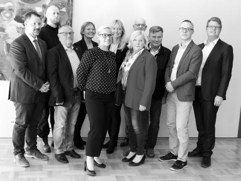Nya styrelsen för Sveriges Allmännytta 2019