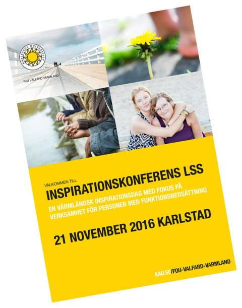 Pressinbjudan: Inspiration och nätverkande om funktionsnedsättning