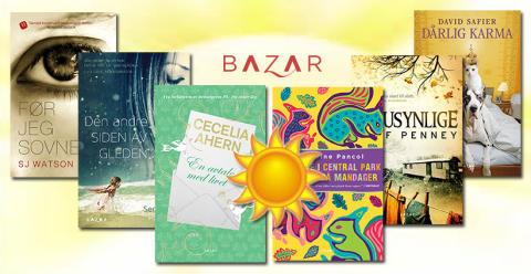 Bazars beste sommerbøker