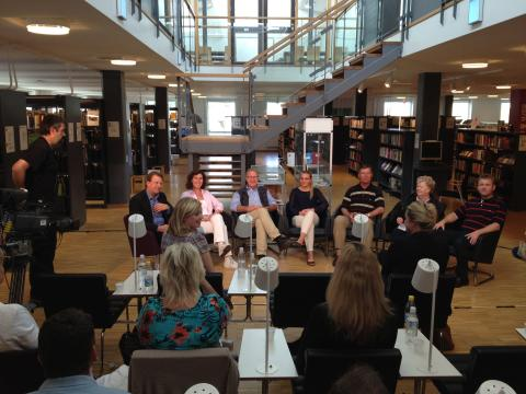 Bilden av Vellinge kommun diskuteras i filmserie