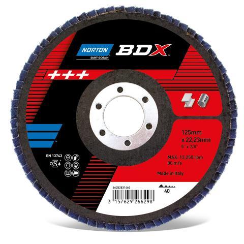 Norton BDX flap disc - Product 2