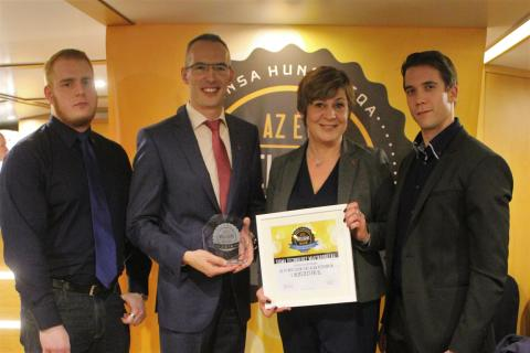 Sigma Technology becomes the Intelligent Company 2016 in Hungary