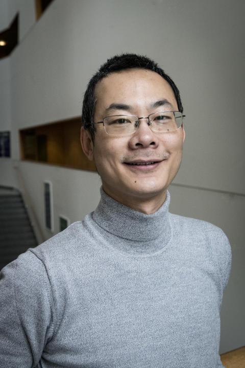Jie Sun, docent vid Mikroteknologi och nanovetenskap, Chalmers