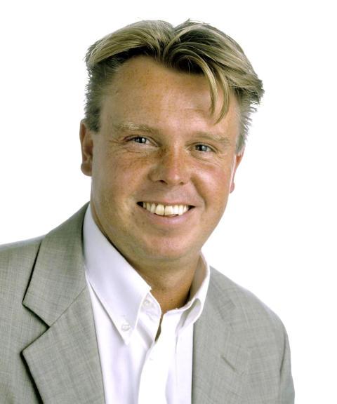 Johan Carlstedt, ny VD för CONNECT Sverige
