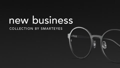 Ny glasögonkollektion som vässar affärsstilen