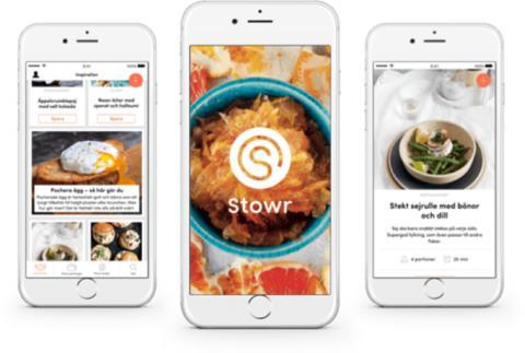 Stowr app