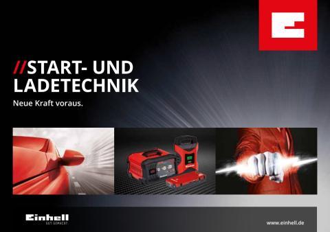 Broschüre Start- und Ladetechnik
