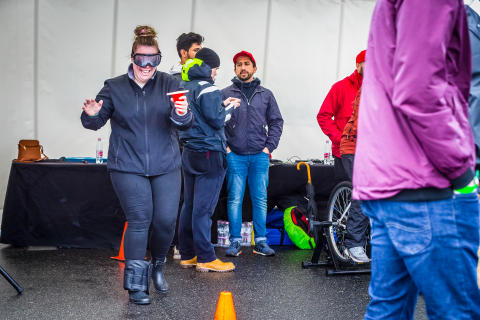 Ford Driving Skills for Life Rudskogen 2019 DSFL gratis kjørekurs
