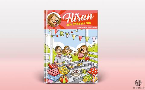 Ny barnboksserie om livets stora frågor för små människor