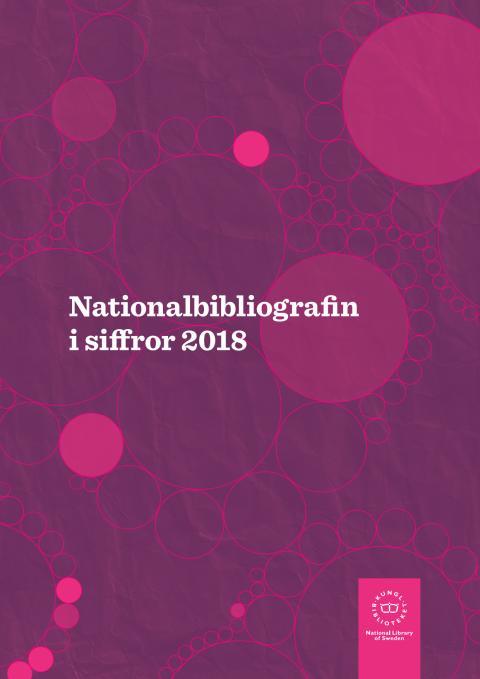Nationalbibliografin i siffror 2018