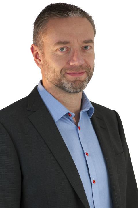 Försäljningsingenjör Anders Wiberg