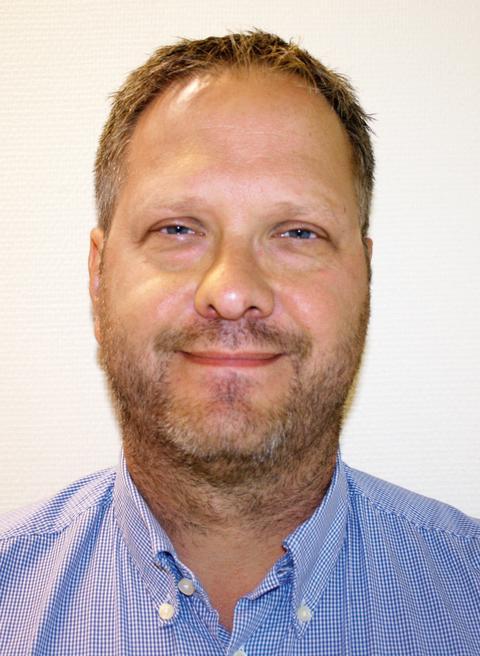 Erik Sköldenberg, chef barnkirurgen Akademiska sjukhuset
