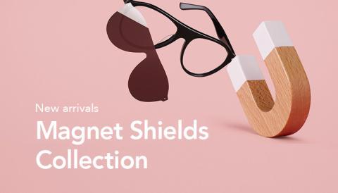 Nya magnetiska solglas i Smarteyes senaste kollektion