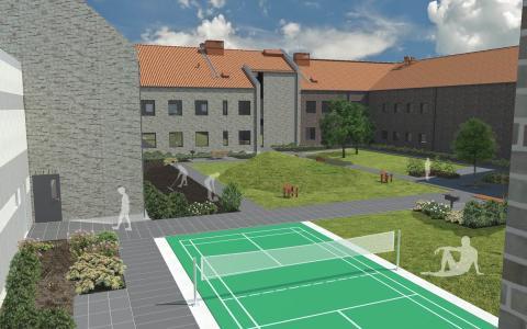 Rättspsykiatriska regionkliniken i Vadstena