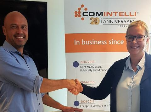 Comintelli continues its growth journey and recruits Lisa Båsk as Senior Customer Onboarding Consultant