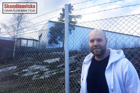 Skandinaviska Områdesskydd anställer ny säljare