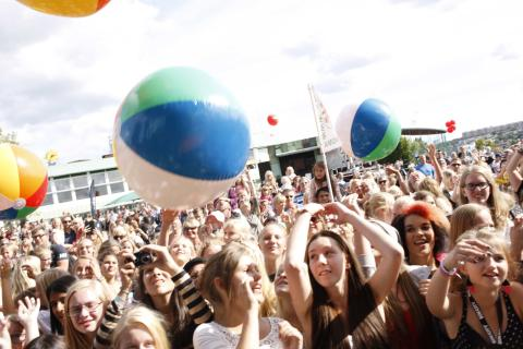 Sveriges största manifestation mot mobbning